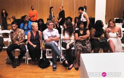 jody auslund in NY Fame Fashion Week Charity Benefit