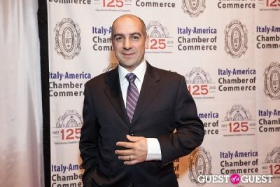 joe brasile in Italy America CC 125th Anniversary Gala