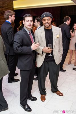 joe malfettone in NYFA Hall of Fame Benefit Young Patrons After Party