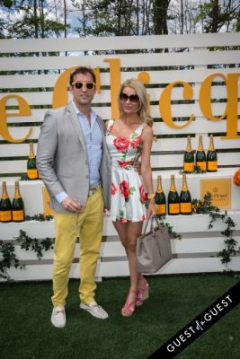 joe michalczyk in Veuve Clicquot Polo Classic 2014