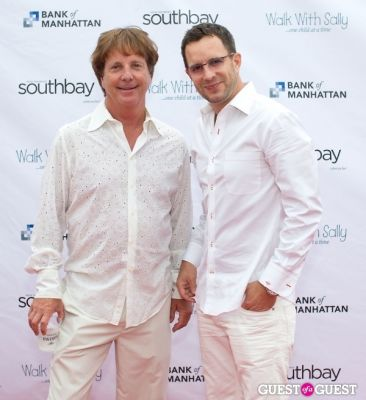 mark wallrapp in Walk With Sally's 7th Annual White Light White Night