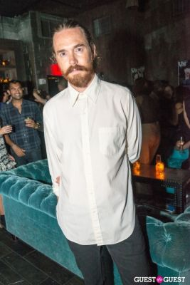 joel wallace-henderson in Vs Magazine Launch Party