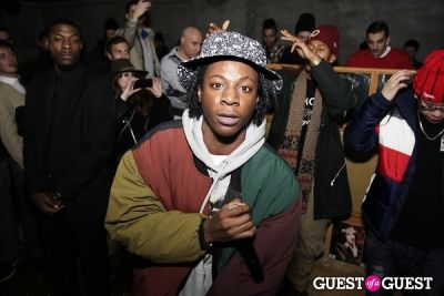 joey bada-- in The WILD Launch Party