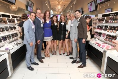 lesley klein in e.l.f. Studio Grand Opening