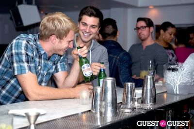 joey waring in Belvedere and Peroni Present the Walter Movie Wrap Party