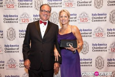 evelyn ressel-buschiari in Italy America CC 125th Anniversary Gala