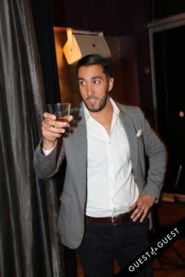 john cabarga in Royal Salute 21 Tasting at STK Meatpacking