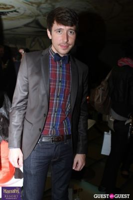 john david-robbins in Style Coalition's Fashion Week Wrap Party