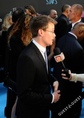 john green in The Fault In Our Stars Premiere