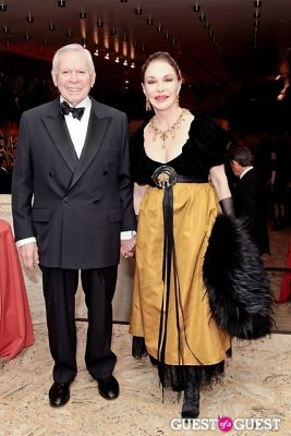maria cristina-anzola-heimann in The School of American Ballet Winter Ball: A Night in the Far East