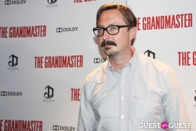 john hodgman in The Grandmaster NY Premiere