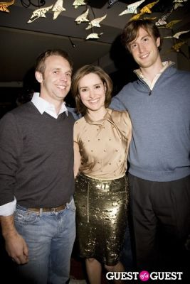 margaret brennan in Bloomberg Anchor Margaret Brennan's Birthday Party at The Collective