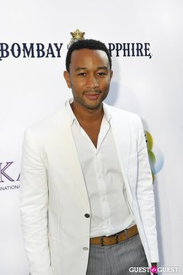 john legend in 11th Annual Art for Life Garden Party