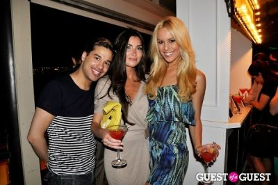 britt mchenry in Summer Cocktail Party With Gilt City