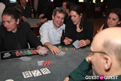 john quinn in Casino Night at the Community House