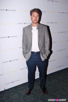 john robinson in LIKE CRAZY Premiere