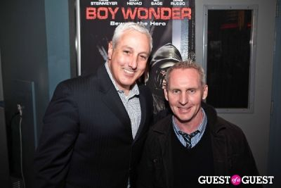 michael morrissey in New York Premiere of Boy Wonder & After Party to District 36