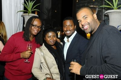 makeda saggau-sackey in The SWOON App NYC ReLaunch Event
