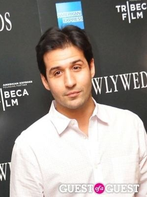 john solo in Tribeca Film Newlyweds Premiere