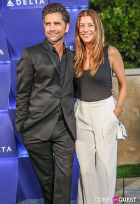 john stamos in Delta Air Lines Hosts Summer Celebration in Beverly Hills