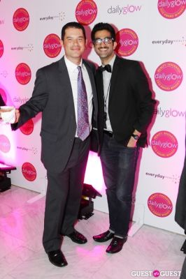 john stern in Daily Glow presents Beauty Night Out: Celebrating the Beauty Innovators of 2012