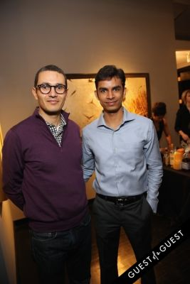 kunal duddalwab in Select celebrates at Arcadia Gallery