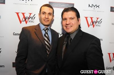 john torres in The 2nd Annual WGIRLSNYC Ties & Tiaras