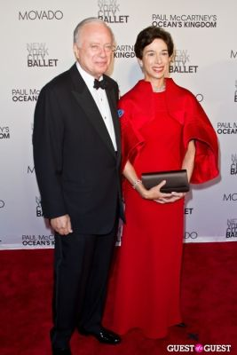 barbara vogelstein in NYC Ballet Opening