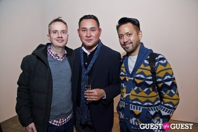mikey pantoja in Tomas NYC Online Boutique Launch Party