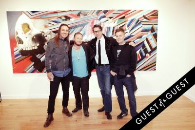 joseph gross in So Far So Good New Works by Erik Jones, Alex Yanes and Hueman