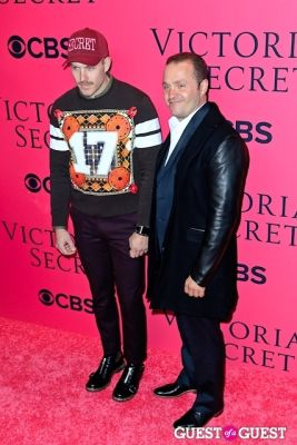 pascal mouawad in 2013 Victoria's Secret Fashion Pink Carpet Arrivals