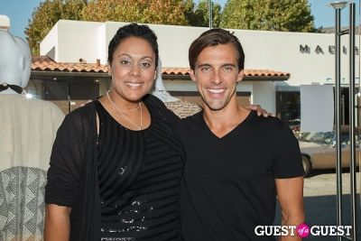 madison hildebrand in Calypso St. Barth's October Malibu Boutique Celebration