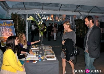 jolene abbott in Los Angeles Magazine Redesign, March Fashion Feature & New Style Editorial Team Launch Celebration