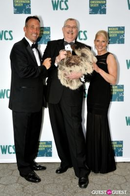 elizabeth dohlin in Wildlife Conservation Society Gala 2013