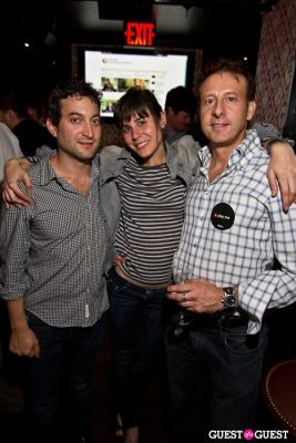 jon oringer in VYOU Launch Party