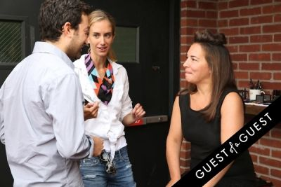 samantha yanks in Guest of a Guest's You Should Know: Behind the Scenes