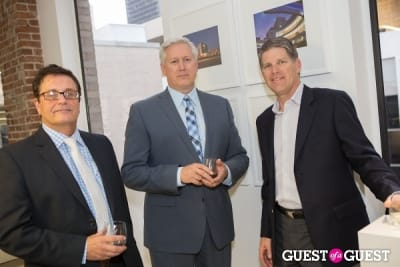 scott barnard in Perkins+Will Fête Celebrating 18th Anniversary & New Space