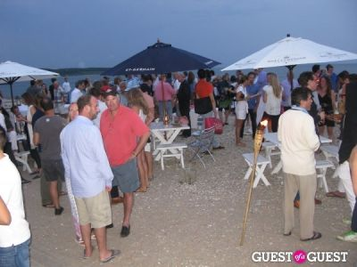 jonathan bloom in Blackwell Rum Celebrates At Navy Beach