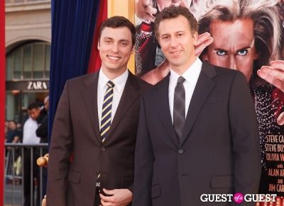 john francis-daley in World Premiere of The Incredible Burt Wonderstone