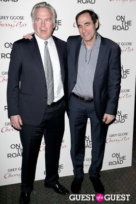 jonathan sehring in NY Premiere of ON THE ROAD