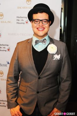 jonathan valdez in Harboring Hearts Housing Annual Winter Fundraiser