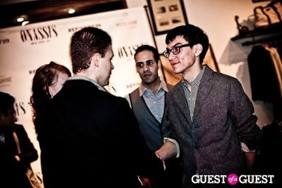 jonathan wong in Refinery 29 + Onassis Party