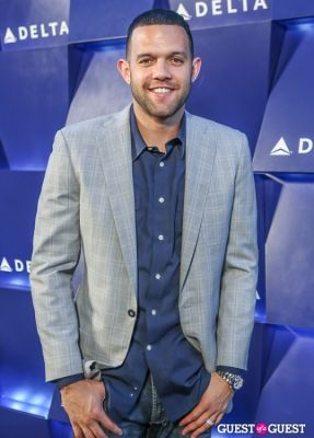 jordan farmar in Delta Air Lines Hosts Summer Celebration in Beverly Hills