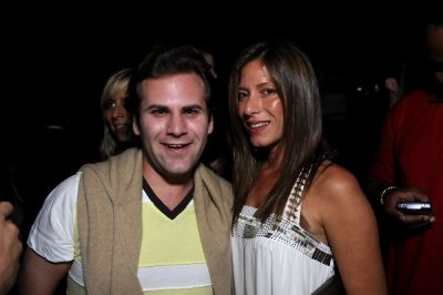 jordan mittman in Rivington Rooftop Opening Party
