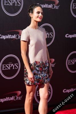 jordana brewster in The 2014 ESPYS at the Nokia Theatre L.A. LIVE - Red Carpet