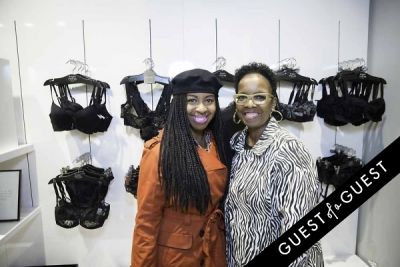 jordanna stephen in Rigby & Peller Lingerie Stylists U.S. Launch