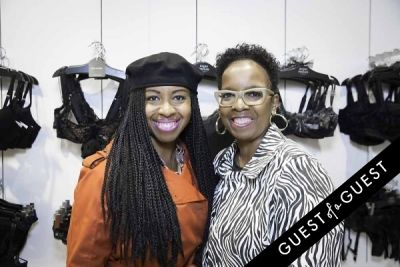 cynthia stephen in Rigby & Peller Lingerie Stylists U.S. Launch