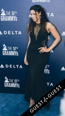 jordin sparks in Delta Air Lines Kicks Off GRAMMY Weekend With Private Performance By Charli XCX & DJ Set By Questlove