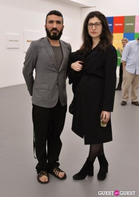jorge baron-munoz in Allen Grubesic - Concept exhibition opening at Charles Bank Gallery