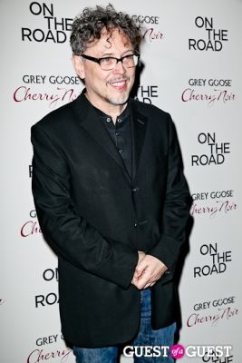 jose rivera in NY Premiere of ON THE ROAD